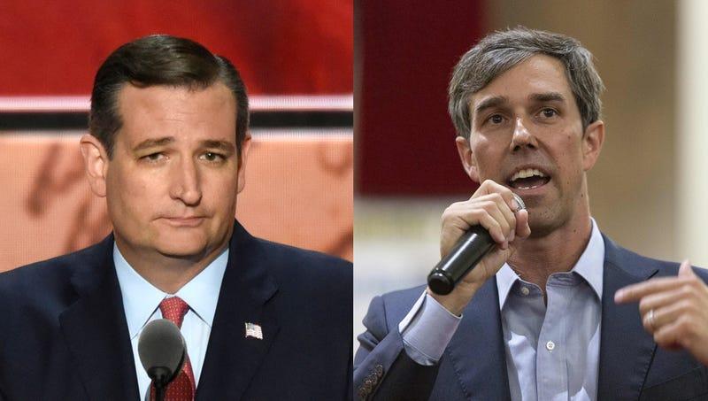 Illustration for article titled Ted Cruz Vs. Beto O'Rourke