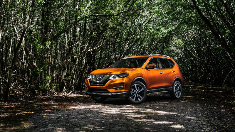 Illustration for article titled The Nissan Rogue Hybrid Is Dead