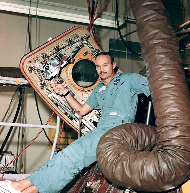 apollo 11 space mission mike collins - photo #12