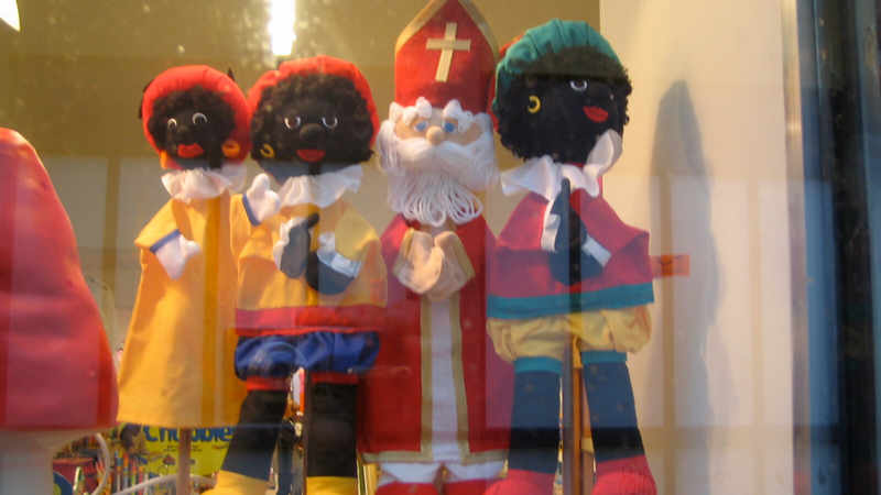 Illustration for article titled Zwarte Piet and My Run-In With Blackface