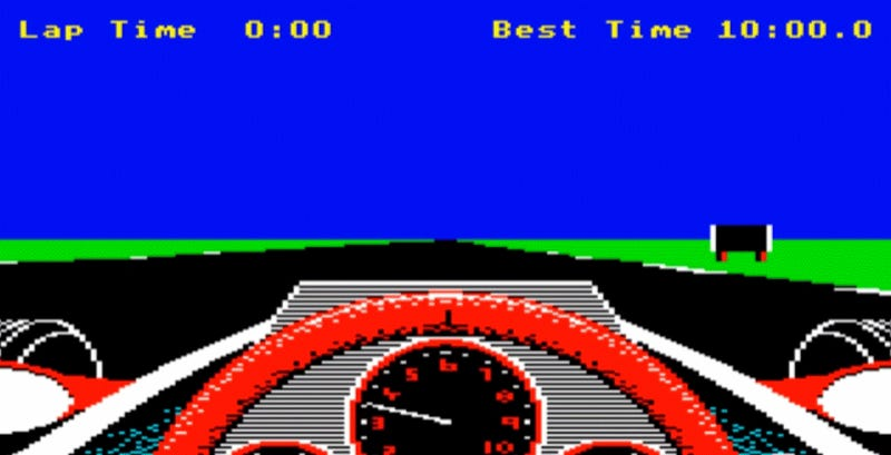30 Years Of Driving Around The Same Video Game Race Track