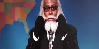 Kenan Thompson in an SNL skit (Vimeo)