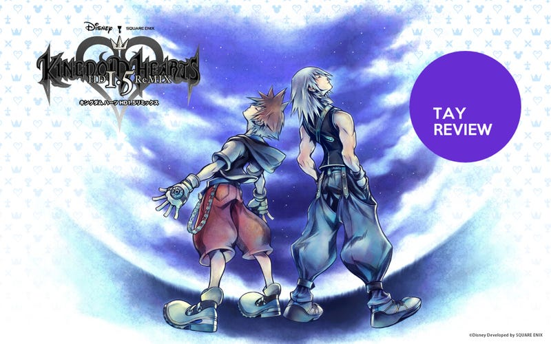 Illustration for article titled Kingdom Hearts Re:Chain of Memories:The TAY Review