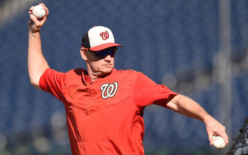 Illustration for article titled The Nats Are On Life Support, And Matt Williams Is Yanking Away At The Plug