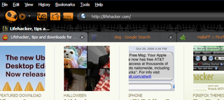 Illustration for article titled HalloFF Firefox Theme Oozes with Halloween Spirit