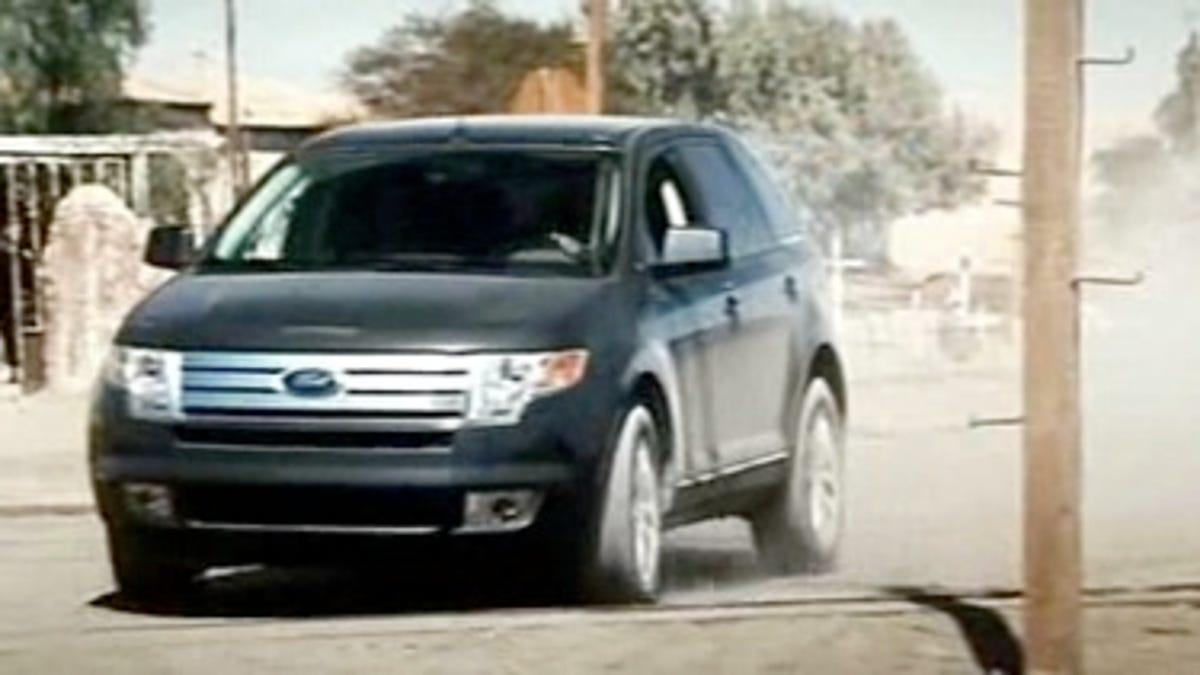 Bond Bad Guy Car Of Choice Ford Edge Is The New Explorer Escalade Or Suburban
