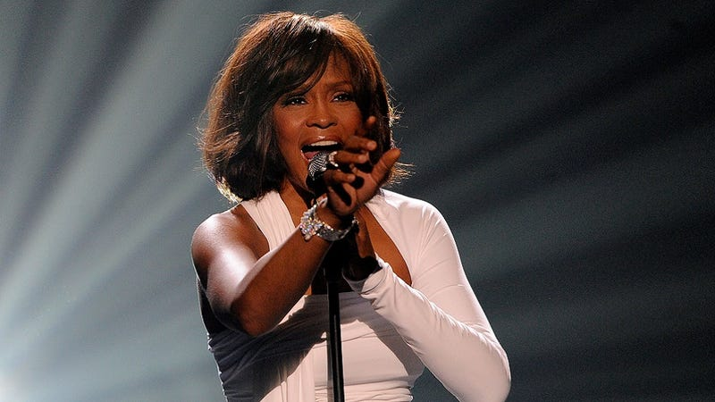 Illustration for article titled Like a Diva, Whitney Houston's Hologram Will Not Perform Because it's 'Not Ready to Air'
