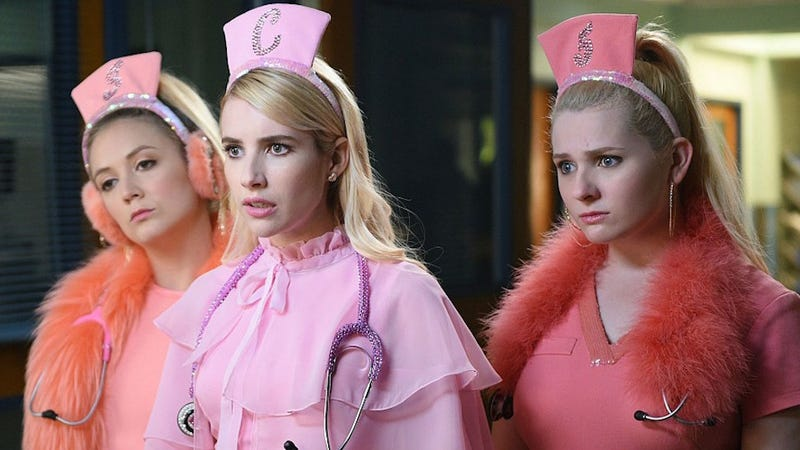 Scream queens Celebrity, Sex, and Fashion News, Photos ...