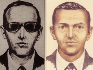 Illustration for article titled The 8 Most Intriguing Theories About Skyjacker D.B. Cooper