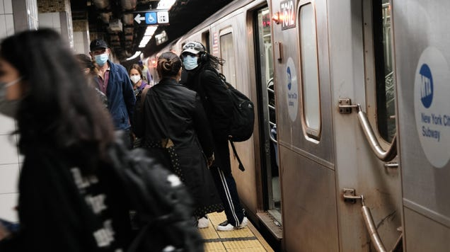 Thousands of Unknown Viruses and Bacteria Are Living in Our Subways