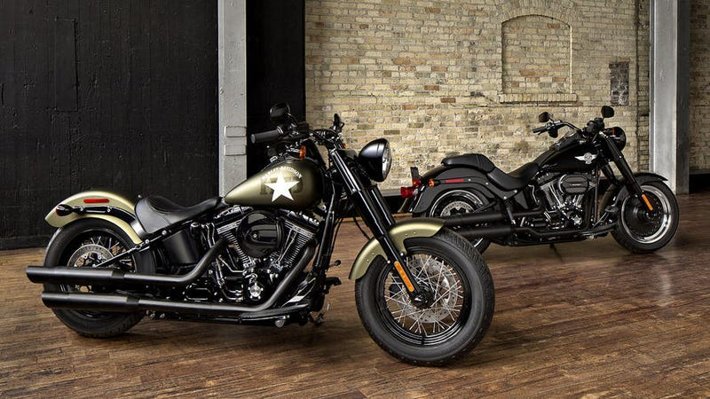 Illustration for article titled The 2016 Harley-Davidson Lineup: This Is It