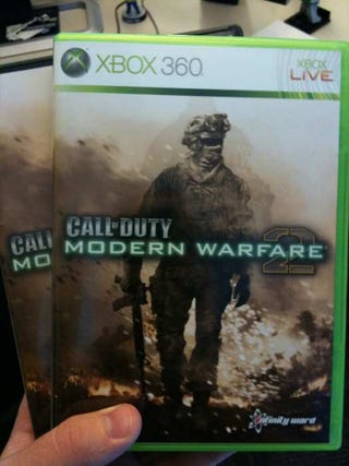 Illustration for article titled Activision Renames Modern Warfare 2 Again, Slaps Call of Duty On the Box