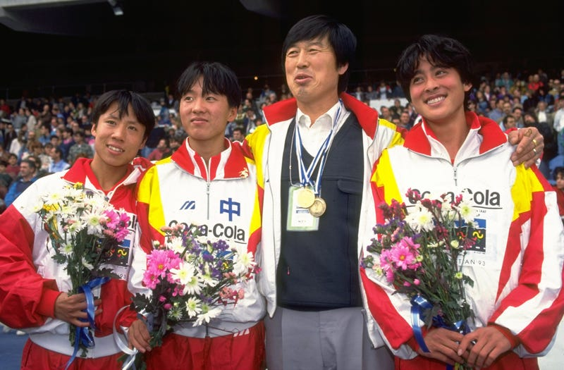 Illustration for article titled Chinese Runners Allegedly Revealed State-Sponsored Doping In 1995, IAAF Suspicious