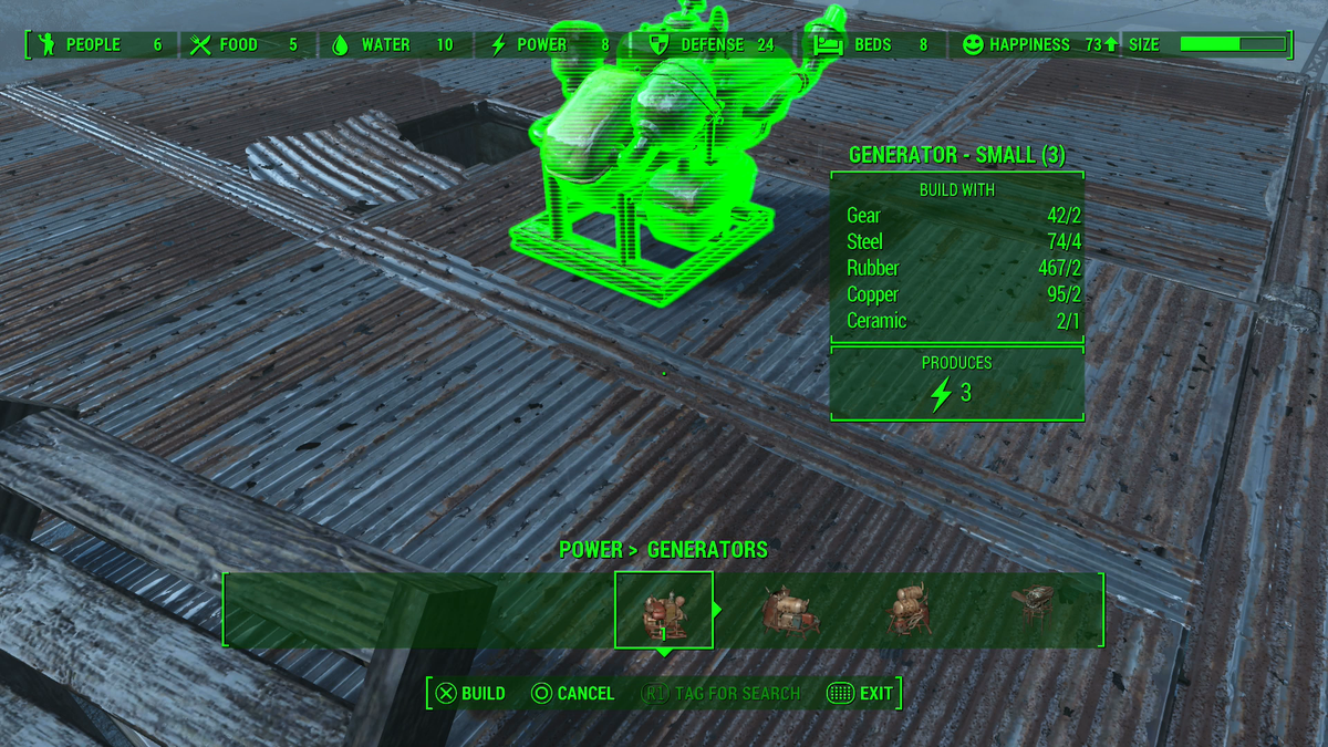 Fallout 4 - Home Building Taytorial!