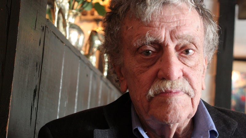 "Illustration for article titled Amazon has added Kurt Vonnegut to its ""official"" fan fiction program"