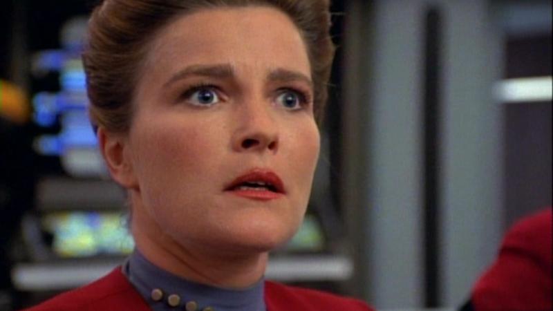 Image: Me reading this damn list of episodes. via TrekCore