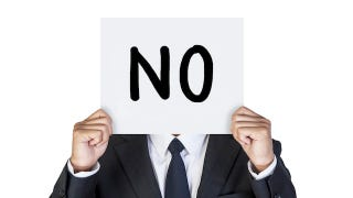 Illustration for article titled Nine Practices to Help You Say No Without Feeling Like a Jerk