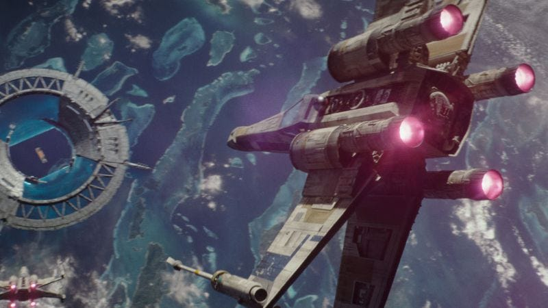 Rogue One: A Star Wars Story (Photo: Lucasfilm/Disney)