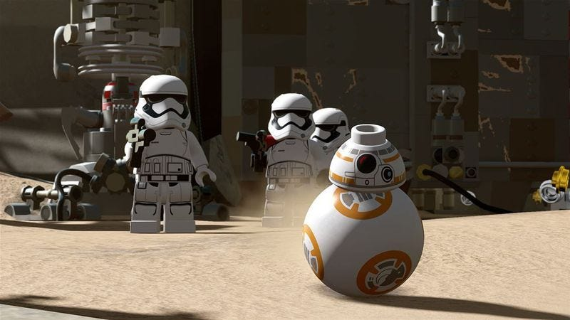 Illustration for article titled LEGO Star Wars: The Force Awakens is coming this summer