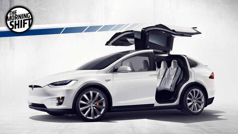 Illustration for article titled The Tesla Model X Is Missing Out On The SUV Boom