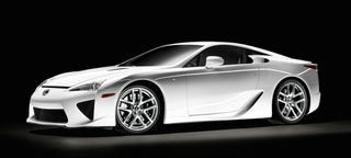 Illustration for article titled Here's Why The Lexus LFA Is The Worst Halo Car of All Time
