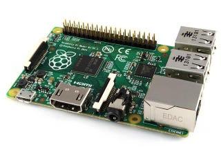 Illustration for article titled The Raspberry Pi Model B+ Is Now Only $25
