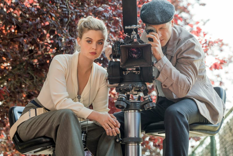 Bella Heathcote in The Man In The High Castle