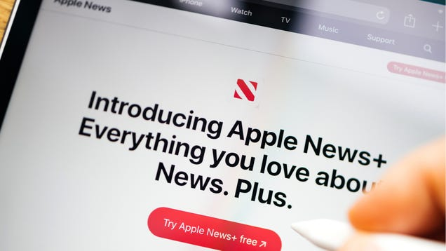 Stop Apple News+ from Taking Over Your iOS or macOS