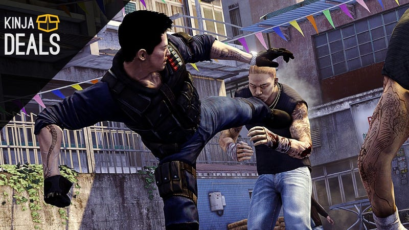 Illustration for article titled Add Sleeping Dogs: Definitive Edition To Your PS4 Library For $10