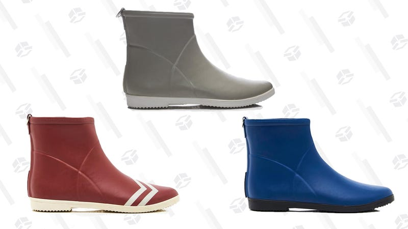 Ankle Rain Boot | $80-$95 | Alice + Whittles