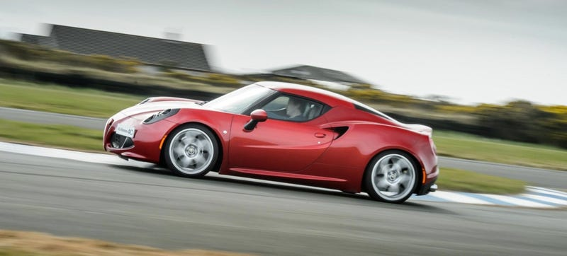 Illustration for article titled Alfa Romeo Says There Will Be Something New About The 4C Every Year