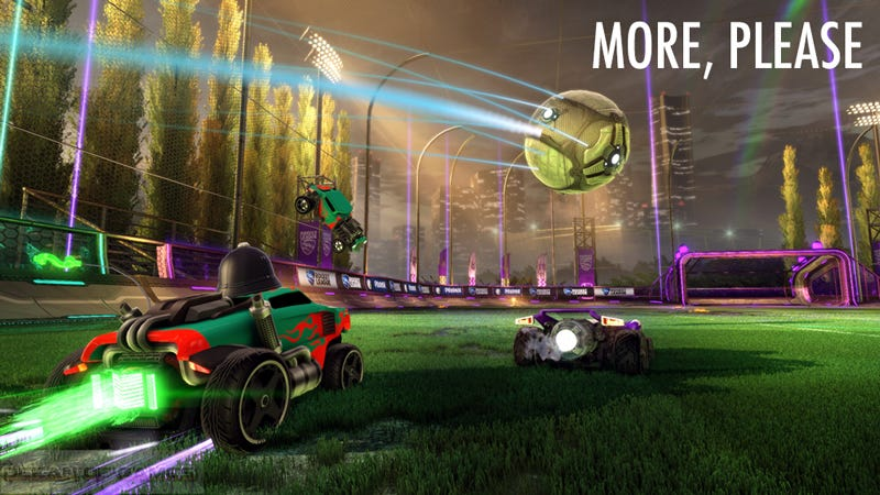 Illustration for article titled Rocket League Needs To Be The Next Big eSport