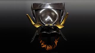 Illustration for article titled Japan's Wonderfully Strange Samurai Helmets