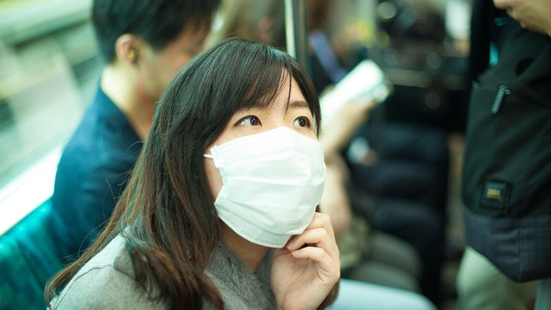 lets talk about japan and sickness masks