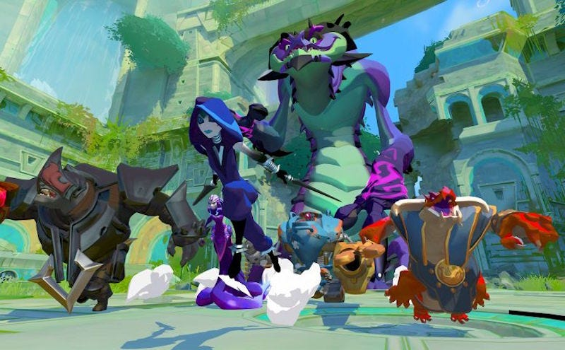 Perfect World Pulls the Plug on Gigantic Developer Motiga