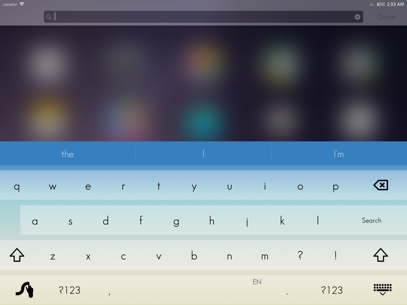 Illustration for article titled iOS may finally have custom keyboards...