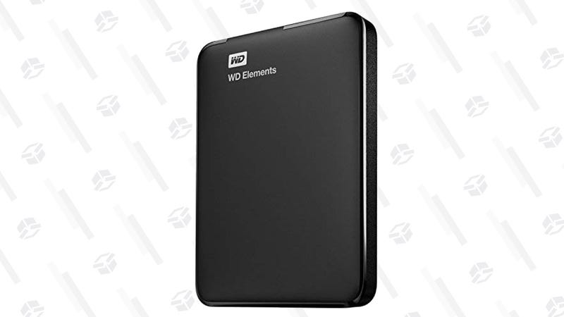 WD My Passport 2TB | $58 | Amazon