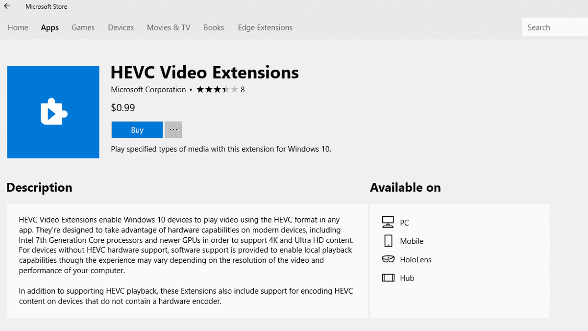 How to View HEVC or HEIC Files in Windows 10 for Free