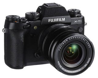 Illustration for article titled Here Are Three Full Images of the Leaked Fujifilm X-T1