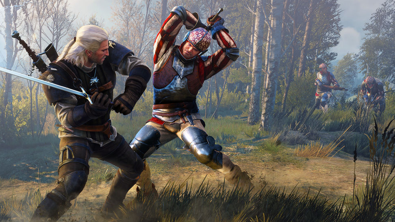 Illustration for article titled The New Witcher 3 DLC Is Hiding A Small Secret That Is Normally Impossible To Find