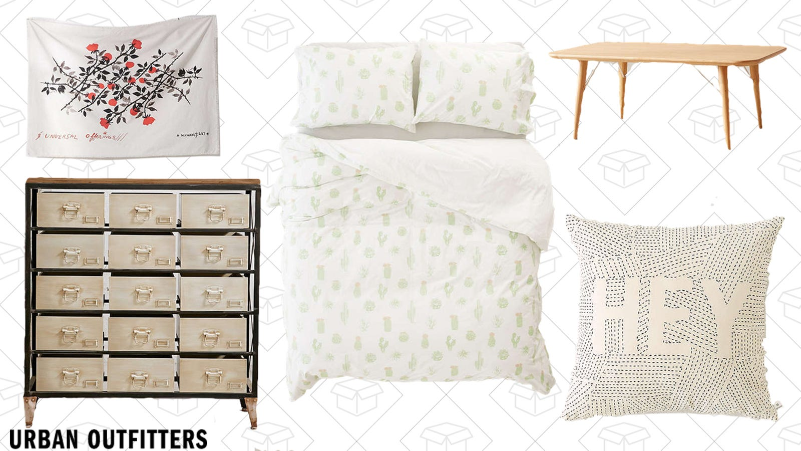 Redecorate Your Place For Less With Urban Outfitters Home