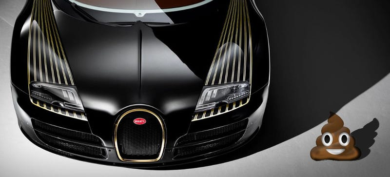 Illustration for article titled Final Veyron Will Be Shown at 2015 Geneva Auto Show: Who Gives A Shit?