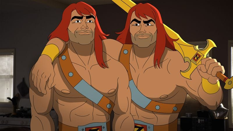 Illustration for article titled Son Of Zorn has its oddest episode yet, and that doesn't include Zorn's robot clone