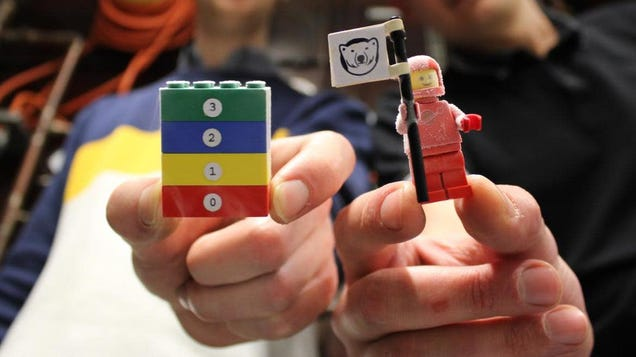 Why Did Scientists Cool LEGOs to Nearly Absolute Zero?