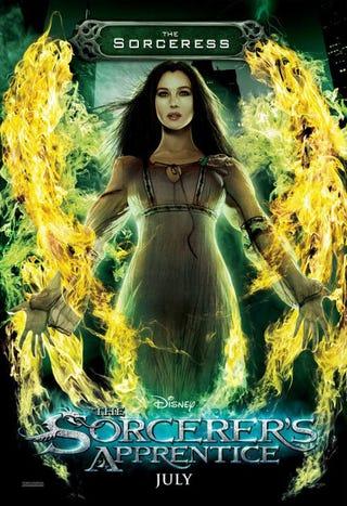 Illustration for article titled Sorcerer's Apprentice Gallery
