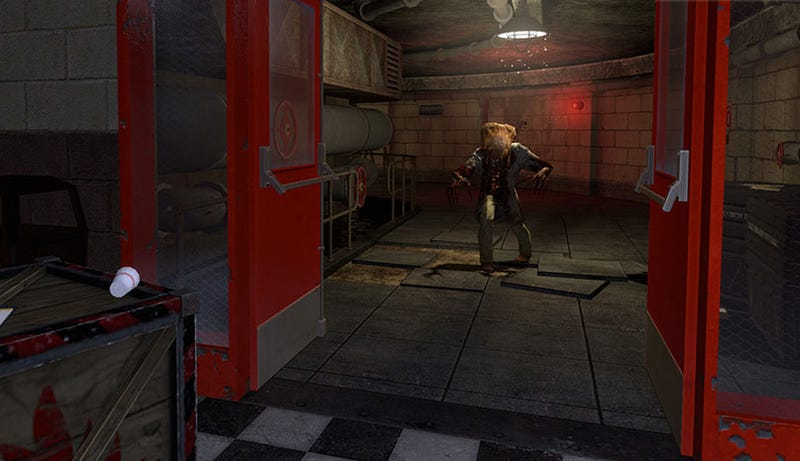 Illustration for article titled Unofficial Half-Life Remake Looking Prettier By The Year