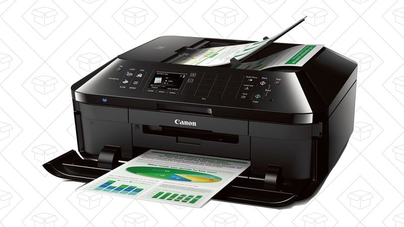 If You Print Out Photos, This Discounted Canon All-In-One ...
