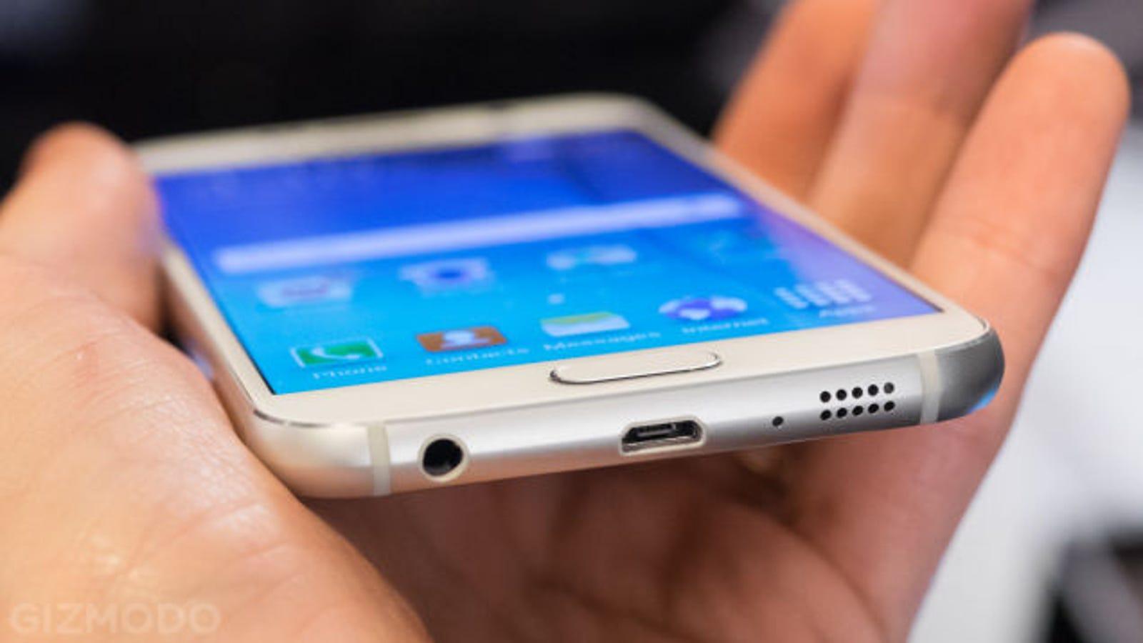 Samsung ha hecho un favor al mundo: retirar su infame silbido del S6