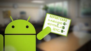 Illustration for article titled The Best (and Worst) Manufacturers for Actually Getting Android Updates