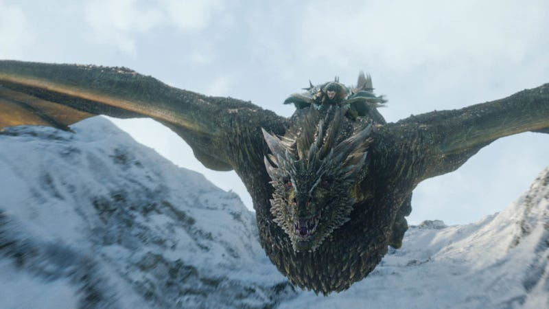 Illustration for article titled HBO might be preparing to announce a second Game Of Thrones spin-off that's all about dragons